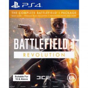Battlefield 1 Revolution Edition (Englis...