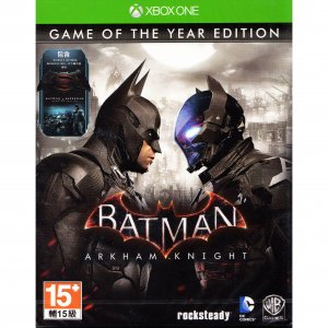 Batman Arkham Knight - Game of the Year ...