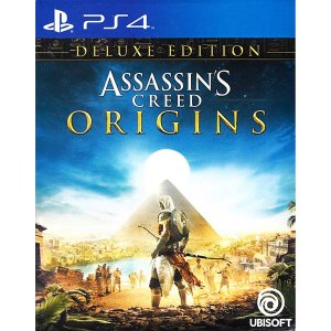 Assassin's Creed Origins [Deluxe Edition...