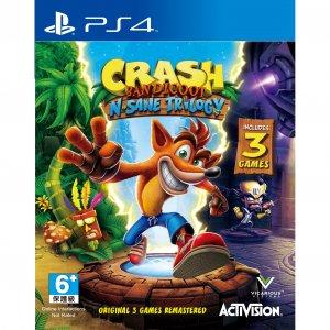 Crash Bandicoot N. Sane Trilogy (English...
