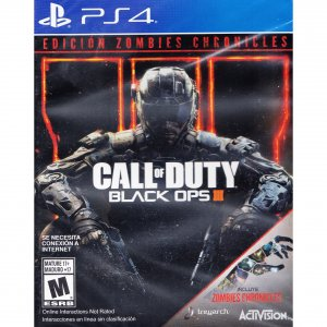 Call of Duty Black Ops III Zombies Chron...