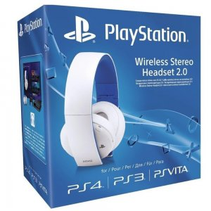 Playstation Gold Wireless Stereo Headset...