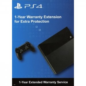 PlayStation 4 1 Year Warranty Extension ...
