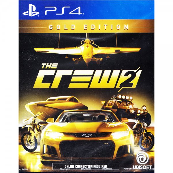 The Crew 2 [Gold Edition] (Chinese & English Subs)