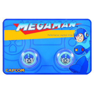 Mega Man Analog Stick Grips