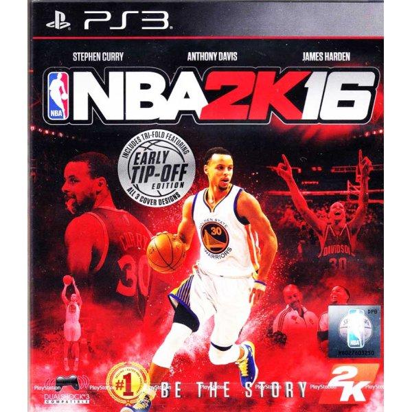NBA 2K16 (English)