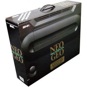 NeoGeo AES Console preowned( 2nd - Hand)