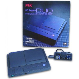 PC-Engine DUO Console preowned