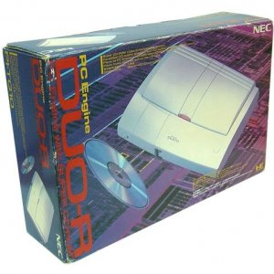 PC-Engine DUO-R Console preowned