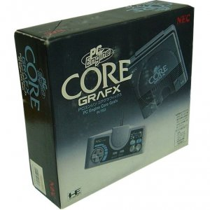 PC-Engine Core Grafx Console preowned