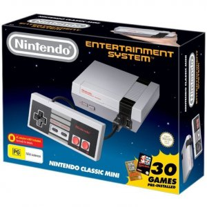 Nintendo Classic Mini: Nintendo Entertai...