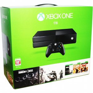 Xbox One 1TB Console - Tom Clancy's Rain...