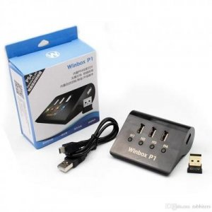 Winbox P1 Keyboard Mouse Converter Adapt...
