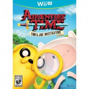Adventure Time: Finn and Jake Investigat...