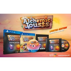 Alchemic Jousts - Play-Asia.com Exclusiv...
