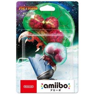 amiibo Metroid Series Figure (Metroid)