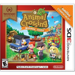 Animal Crossing: New Leaf Welcome amiibo...