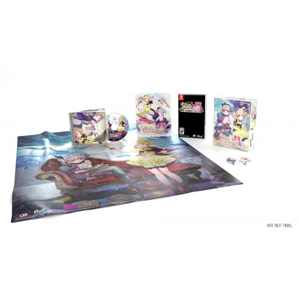 Atelier Lydie & Suelle Limited Edition (Nintendo Switch™)