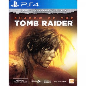 Shadow of the Tomb Raider [Croft Steelbo...