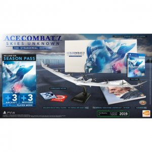 Ace Combat 7: Skies Unknown The Stranger...