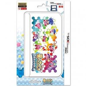 Body Cover for New 3DS LL Hoshi no Kirby...