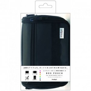 Box Pouch for 3DS LL (Black)