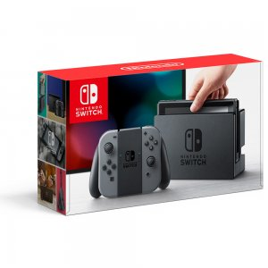 NINTENDO SWITCH (GRAY)