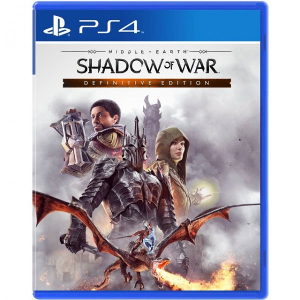 Middle-earth: Shadow of War [Definitive Edition]