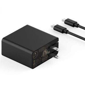 SKULL & CO. 45W AC ADAPTER FOLDABLE...