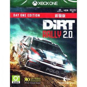 DiRT Rally 2.0 (English & Chinese Su...