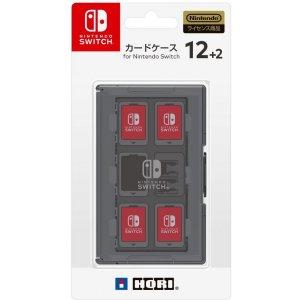 Nintendo Switch Card Case 12 (Black)