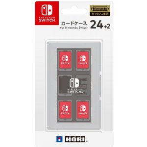 Card Case 24+2 for Nintendo Switch (Whit...