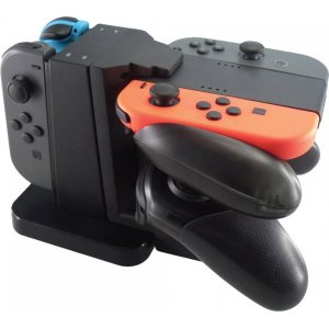 CYBER ・Controller Multi Charging Stand...