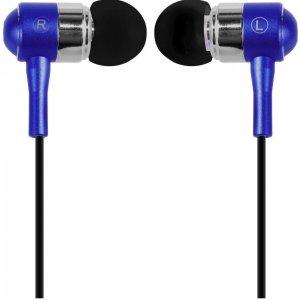 Cyber In ear Headphone (Blue)