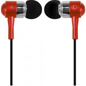 Cyber In ear Headphone (Red)