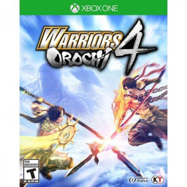 Warriors Orochi 4 Gods: Warriors Orochi 4
