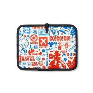 Super Mario Travel Pattern Passport Soft...