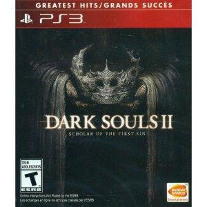 Dark Souls II: Scholar of the First Sin ...
