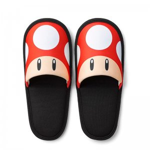 Super Mario Travel Pattern Slippers [Sup...