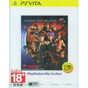 Dead or Alive 5 Plus [Playstation Vita t...