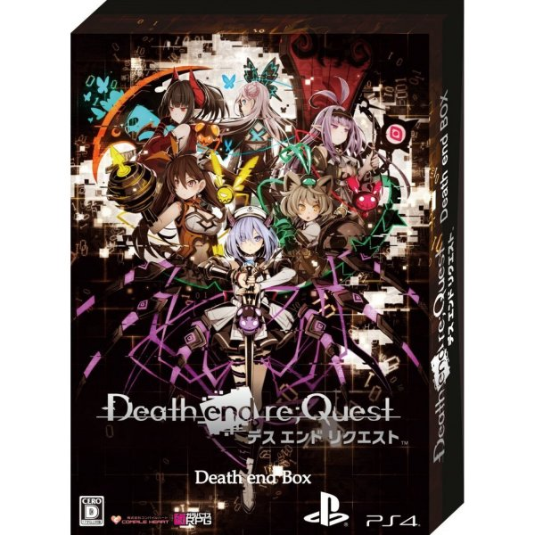 Death end re;Quest [Death end Box] [Limited Edition]