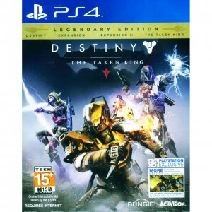 Destiny: The Taken King Legendary Editio...