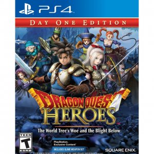 Dragon Quest Heroes: The World Tree's Wo...