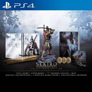 Sekiro: Shadows Die Twice [Collector's E...