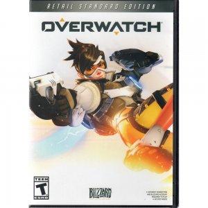 Overwatch (Standard Edition) (DVD-ROM)