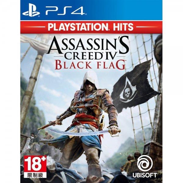 Assassin's Creed IV: Black Flag (PlayStation Hits) (Chinese & English Subs)