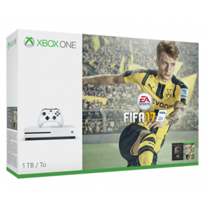 Xbox One S FIFA 17 Bundle (1TB)