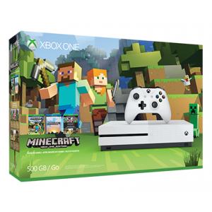Xbox One S Minecraft Favorites Bundle (5...