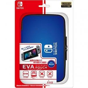 EVA Pouch for Nintendo Switch (Blue)