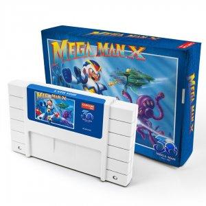 Mega Man X - 30th Anniversary Classic SN...